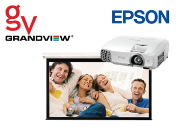 Epson Home Theatre Projector System
