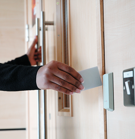 Different types of access control System
